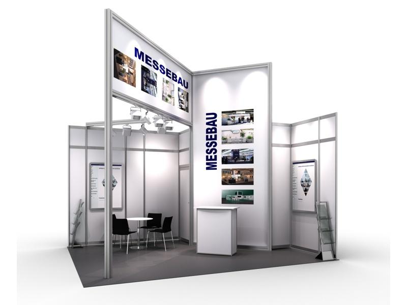 Messestand Nr. 8