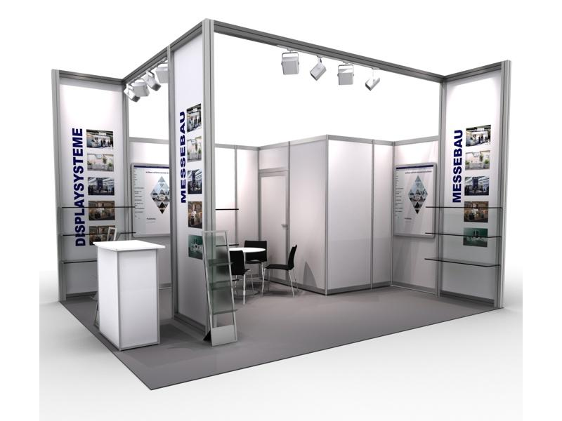 Messestand Nr. 9