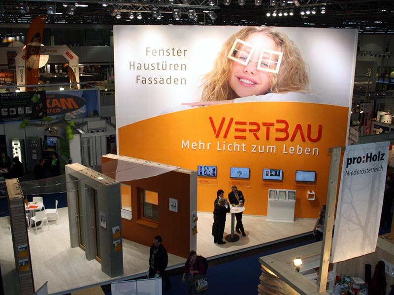 Messestand Nr. 886