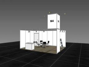 Messebau Stand